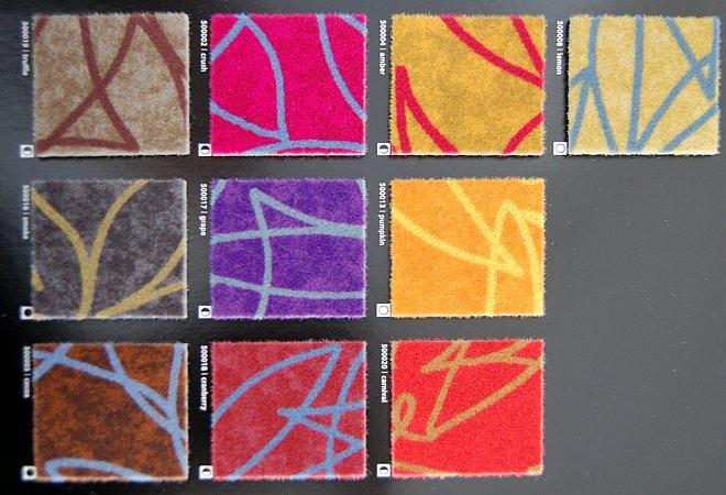 Teppichboden muster  Druckansicht: Anfahrtskizze